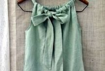 Clothing / Dresses / Skirts / by Lupita Chatter