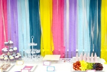Party Ideas / by Renee Passons Hudson