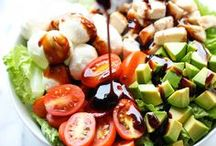 Food - Salads / by Laura Quade