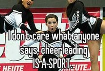 Cheer <3 / by K ❤️