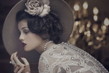 """The Vintage Bride / Vintage encompasses all eras and styles... these are my favorite interpretations of the """"vintage bride""""  / by LBV Weddings"""