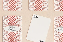 Escort Cards / by LBV Weddings