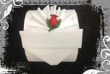 Toilet Paper Origami / Dobraduras de papel higiênico