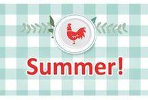 Summer ! / food, recipes, recipe, southern plate, southern, fresh, produce, garden, summer, garden, gardening