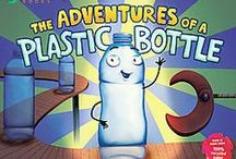 Bottles: Recycled craft / Recycling those water bottles into something useful or pretty.. put em all here.  / by Kathy Masone