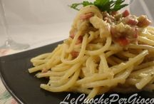 Pasta and rice - Pasta e Riso / Just love pasta and rice. Recepies in English and Italian