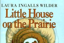 Little House on the Prairie / Used to love watching this / by Mariad