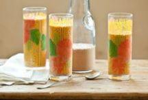 smoothies + shakes + teas & coffees / by Carli Rapp