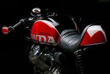 Custom Motorcycles / by Matteo Fedo