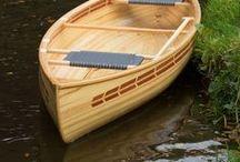 Canoe build / 4,5m, 2 seat Canoe