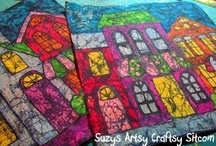 Second Grade Art / by classroom creative