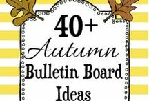 Bulletin Boards / by The Classroom Creative
