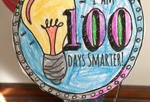 100th day of School / by The Classroom Creative
