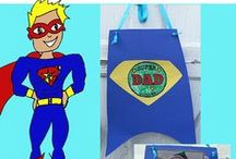Father's Day Crafts & Ideas for Kids