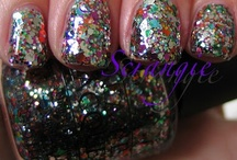 Nail Lacquers / by Danielle D.