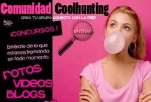 Comunidad Coolhunting / The Unlimited Edition Magazine. Únete a la Comunidad. Los coolhunters en la red ||Be Unlimited, Be Yourself|| www.theunlimitededition.com