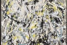 Artists- the Biggies / Mondrian - Klimt - Seurat - Manet - Turner - & More