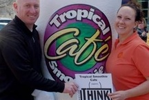 TSC in the News / by Tropical Smoothie Cafe