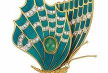 Adornment & Accessories / Brooch - Pendant - Ring - Compact - Handbag - & More!