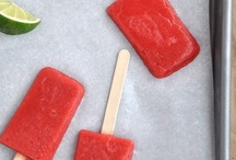 Popsicles  / by Alison Harshbarger