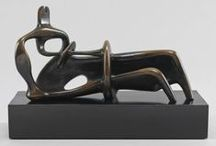 Art - Sculpture & Installations / Calder - Hepworth - Moore - Arp - Rodin - & More!