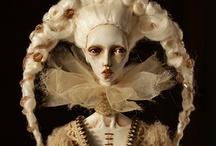 Handmade Art Dolls  / by Nadine D
