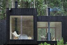 Tiny House & Cabin