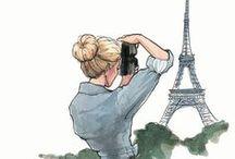 Paris Travel / My ideas of the Parisian dream!