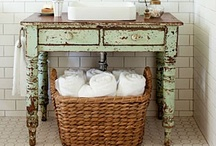 Kitchen ~ Cabinets / by Kate Wynn
