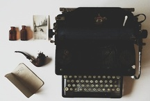 typewriters / by Jill Andrada