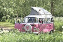 Glamping and camping / Living outdoors