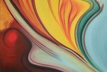 Original Art at TRUST / Original Fine Art Available at TRUST Art & Design:  Abstract - Landscape - Impressionism - Copper Art - & More!