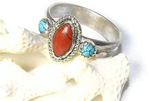 Southwestern Style / Shades of turquoise and designs inspired by the Southwestern USA