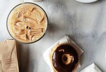 Coffee, books & donuts