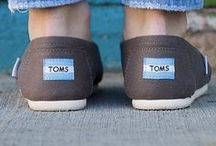TOMS / TOMS at tReds!