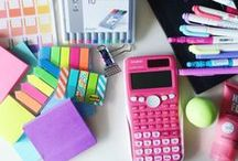 Back to School / Our Back to School Favs