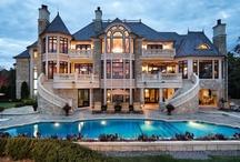 Dream Home / by Alexa Ahlers