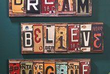 Get Crafty!! / Crafts I would/could do! / by Sally Branderhorst