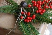 It's The Holiday Season! / Holiday decor, recipes and and ideas..... / by Sally Branderhorst