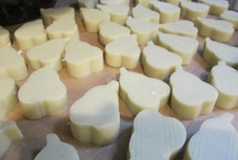 Custom Soap Project-Maneja Baby Shower  / by Richmond Soap Studio