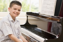 Music Education / Charlotte Mason style music education. How to teach piano - several free resources.  Music theory.  And more!  For AO specifics, please visit my AO Music Appreciation board.