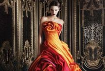 Gowns / by Kerry Rocks