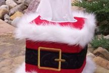 Christmas/winter decoration / by Deborah Jones