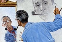 AO Art Study / Ambleside Online's artists and chosen pieces for each term.  See the artist rotation at http://www.amblesideonline.org/ArtSch.shtml