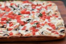Recipes: Pizza