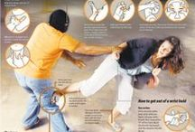 Self Defense Information / Improve your safety by being informed on self defense. This board is a collection of #selfdefense techniques and products from across the web that we would like to share with you. #AllSecured #Columbus #OH