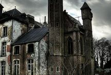 Hauntingly Mysterious / Creepy places / by Sally Branderhorst