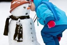 Perlimpinpin ♥ l'hiver / winter / by Perlimpinpin :  Saisir l'émotion