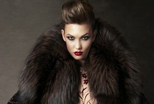 Leathers/Furs/Trenches / by Alexa Ahlers