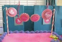 Girl Birthday Party / by Beautiful Paper Crafts